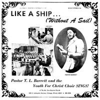 High Quality Light In The Attic Tl Barrett & The Youth For Christ Choir Like A Ship Type Compact Disc Gospel