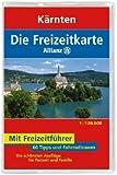 Die Allianz Freizeitkarte Kärnten 1:120 000