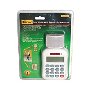 Auto Dialer Security and Safety Alarm