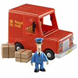 Postman Pat SDS Vehicle And Accessory Set Pats Van