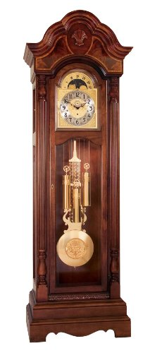 Traditional Belmont Grandfather Clock
