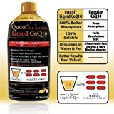 Qunol Ultra High Absorption All Natural Liquid CoQ10 100mg  60-Servings