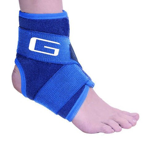 Neo G MEDICAL GRADE ANKLE SUPPORT with free figure of 8 strap