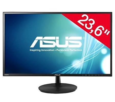 "ASUS VN247H - Ecran LED 23,6"" Full HD noir"