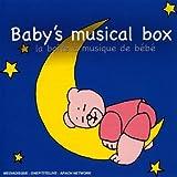 echange, troc Compilation - Les Plus Boîtes A Musique De Bébé