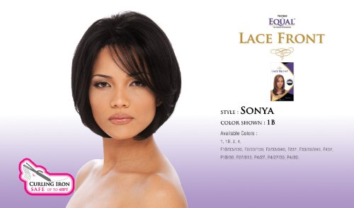 Freetress Equal Synthetic Lace Front Wig - Sonya-1B