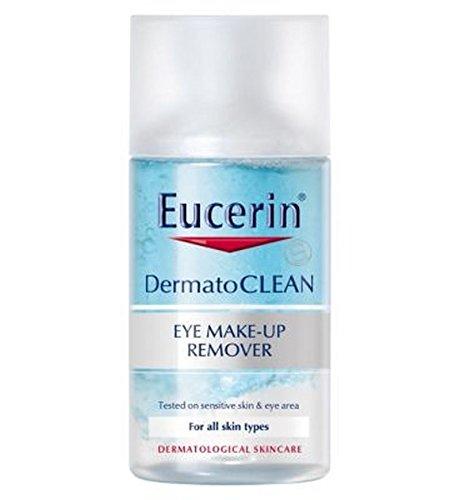 Eucerin Oeil Dermatoclean Démaquillant