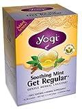 Yogi Teas - Get Regular Soothing Mint 16 bags