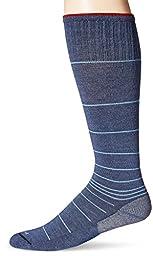 Sockwell Men\'s Circulator Compression Socks, Large/X-Large, Denim