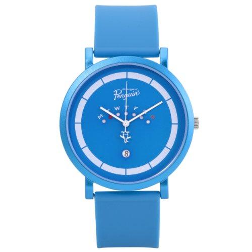 original-penguin-op2028bl-reloj-de-pulsera-hombre-silicona-color-azul