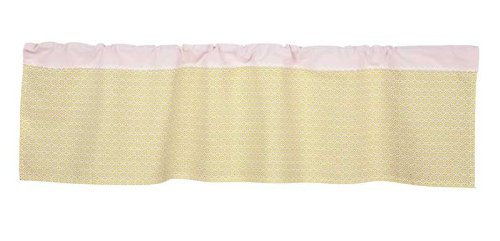 Lolli Living Poppy Seed Window Valance, Morocco Green