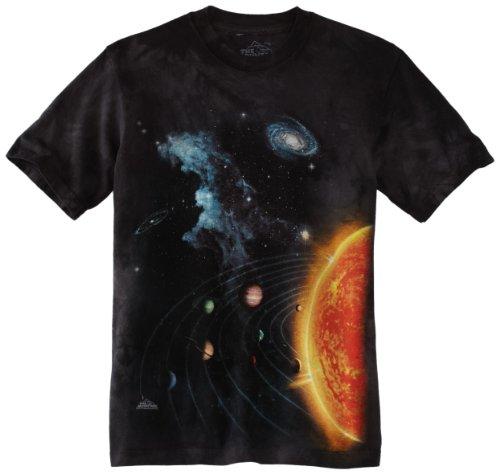 the-mountain-little-boys-youth-solar-system-shirt-black-medium