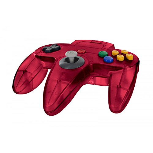 CyCO Nintendo 64 Classic Controller - Watermelon Red nintendo gbc game video card pokemons classic collect classic colorful edition