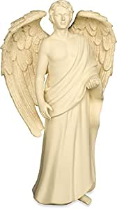 Angelstar 9-Inch Male Angel Figurine, Noble Presence
