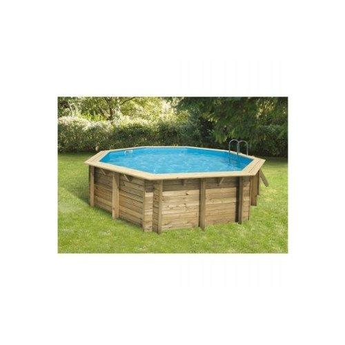 Piscine bois pas cher for Acheter liner piscine
