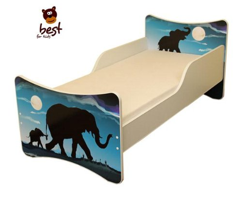 BEST FOR KIDS LIT POUR ENFANT 80x200 - AFRIKA