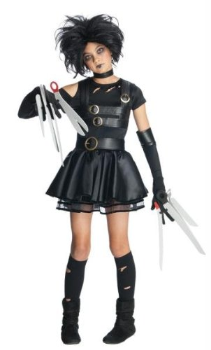 Costumes For All Occasions RU886381TW Miss Scissorhands Tween Med