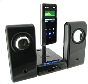 E-Volve MP3 Vibe-Dock Home portable speaker system for Sony Walkman NW-S700 S700 NWZ-A826 NWZ-A828 NWZ-A829 NWZ-S736 S736 NWZ-S738 S738 NWZ-S739 S739 NWZ-S615 S615 NWZ-S616 S616 NWZ-S618 S618 NWZ-S516 S516 NWZ-S518 S518 NWZ-S636 S636 NWZ-S638 S638 NWZ-S63