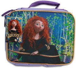 1 X Disney Brave Insulated Lunch Bag Cooler Bag