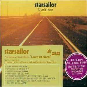 Starsailor - Love Is Here (CD Album)