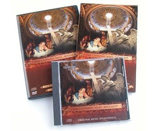 The Catholic Mass Revealed DVD and Audio CD Set