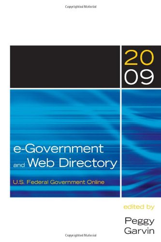 e-Government and Web Directory: U.S. Federal Government Online