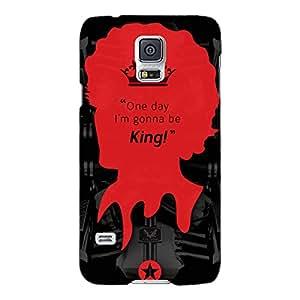 Jugaaduu Entourage Vince Back Cover Case For Samsung Galaxy S5