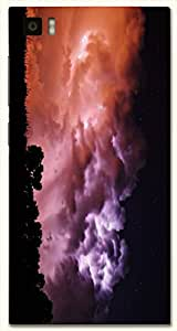 Beautiful multicolor printed protective REBEL mobile back cover for Xiaomi Mi 3 D.No.N-T-4164-XM3