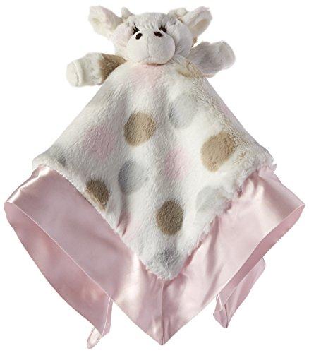 """Little Giraffe Little G Blanky, 14""""x14"""", Pink"""