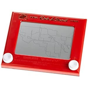 """Etch a Sketch"". Inspiration."