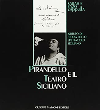 Cover Pirandello e il teatro siciliano
