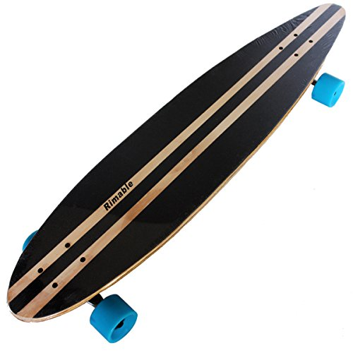 Why Choose Rimable Pintail Longboard (41-inch)