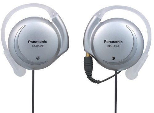 Panasonic Rp-Hs102 /On-Ear Active Clip-On/Auto-Rewinding Cord System Rphs102