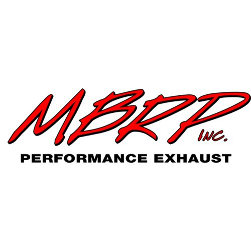 MBRP S5074AL Aluminized Steel Dual Rear Exit Cat-Back Exhaust System