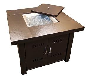 Amazon.com : AZ Patio Heaters GS-F-PC Propane Fire Pit, Antique