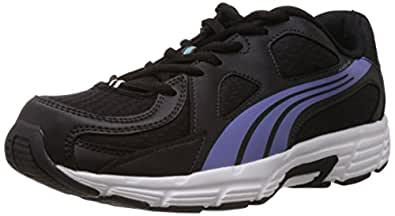 Puma Women's Axis v3 Wn s Ind. Black Running Shoes - 4 UK/India (37 EU)