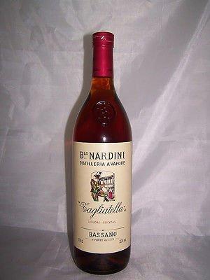 Tagliatella Liquore Cocktail 1 Litro Bortolo Nardini