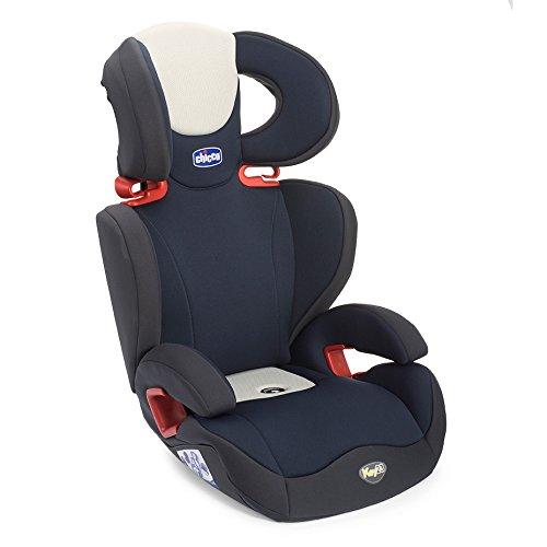 Chicco 00060855460000 Key 2-3 Midnight Seggiolino Auto, Blu