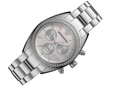 Emporio Armani AR5959 - Reloj para mujeres