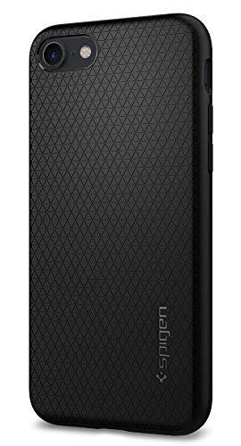 custodia-iphone-7-spigen-cover-chiaro-cristallo-capsule-liquid-armor-black-forma-morbido-cover-iphon
