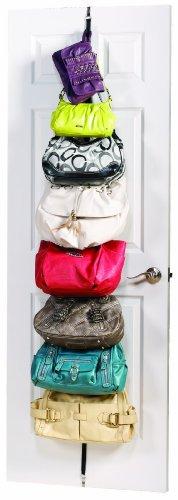 Jokari Over The Door Hanging Purse Rack