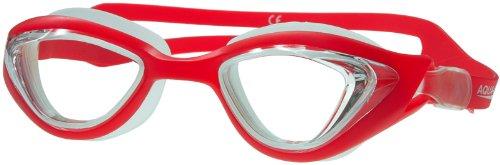 Aqua-Speed - Einteilige Schwimmbrille / Taucherbrille mit Anti-Fog Beschichtung