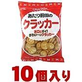 前田クラッカ 前田のクラッカー110g×10個入(1ケース納品)
