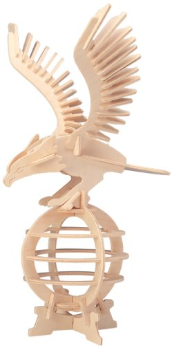 QUAY Woodcraft Construction Kit Eagle