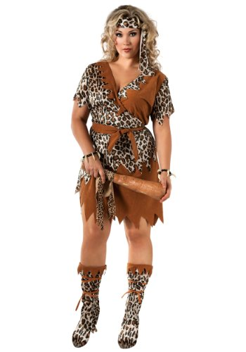 Women's Cavewoman Costume