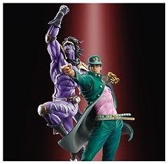ワンフェス2012 ジョジョの奇妙な冒険 第三部 空条承太郎&スタープラチナ 2体セットWF限定版