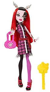 Monster High Doll Freaky Fusion Operetta