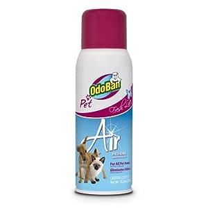 OdoBan Pet Air Freshener  Fresh Linen Scent, 10 Ounce