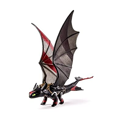 DreamWorks Dragons, How to Train Your Dragon 2 Toothless Power Dragon (Extreme Wing Flap Action) by Dreamworks Dragons