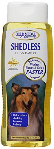 gold-medal-pets-shed-less-shampoo-with-cardoplex-for-dogs-17-oz-by-gold-medal-pets-english-manual